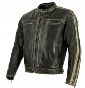 Richa Goodwood Leather Jacket Brown
